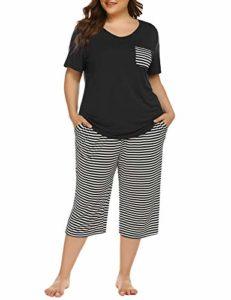 Топ 10 лучших пижам большого размера для женщин
