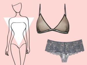 Виды женского нижнего белья, как правильно выбрать