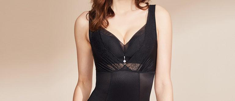 Лучшее корректирующее белье для полных женщин
