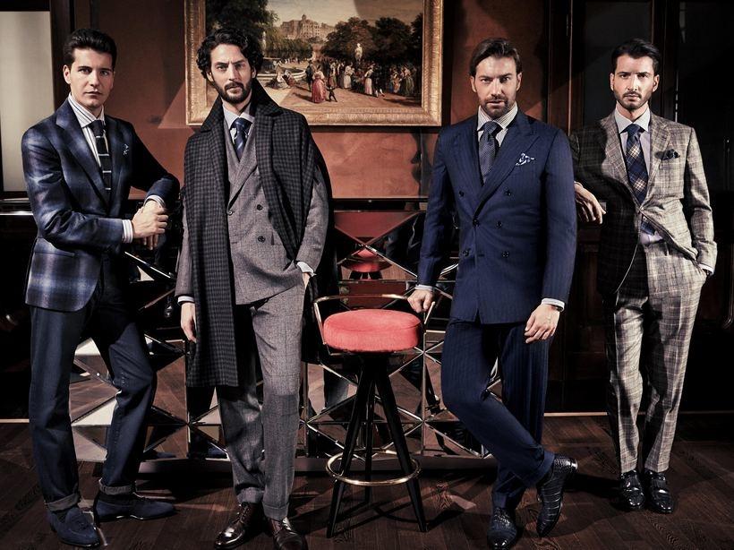 Топ 10 лучших брендов одежды для мужчин
