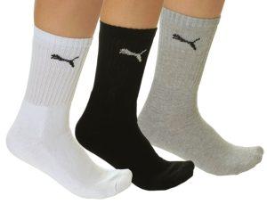Виды женских и мужских носков