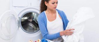 Как постирать белую одежду