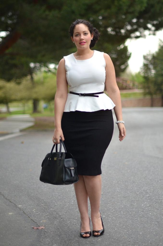 Как одеваться чтобы выглядеть стройнее