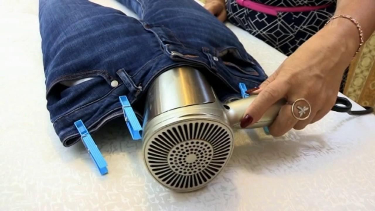 Как быстро высушить мокрую одежду в домашних условиях?