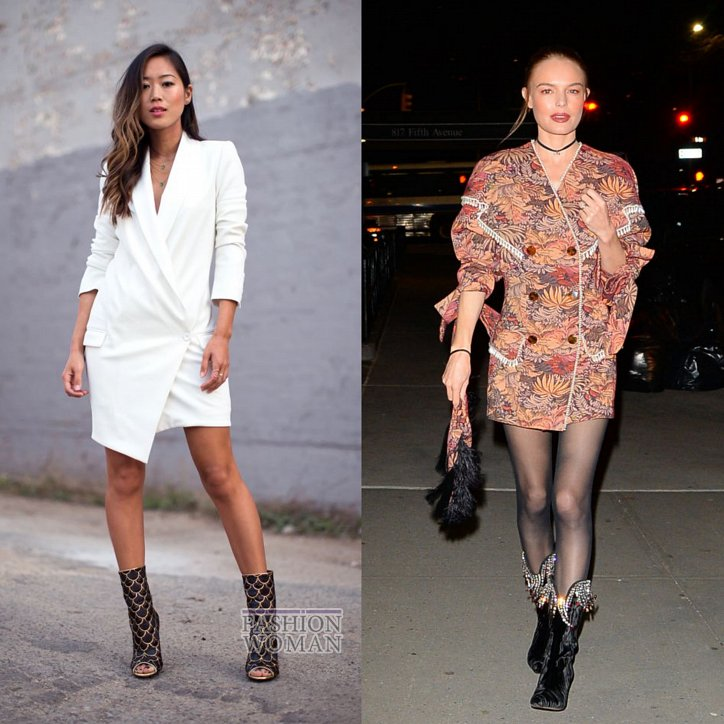 Как научится модно одеваться и сочетать одежду?