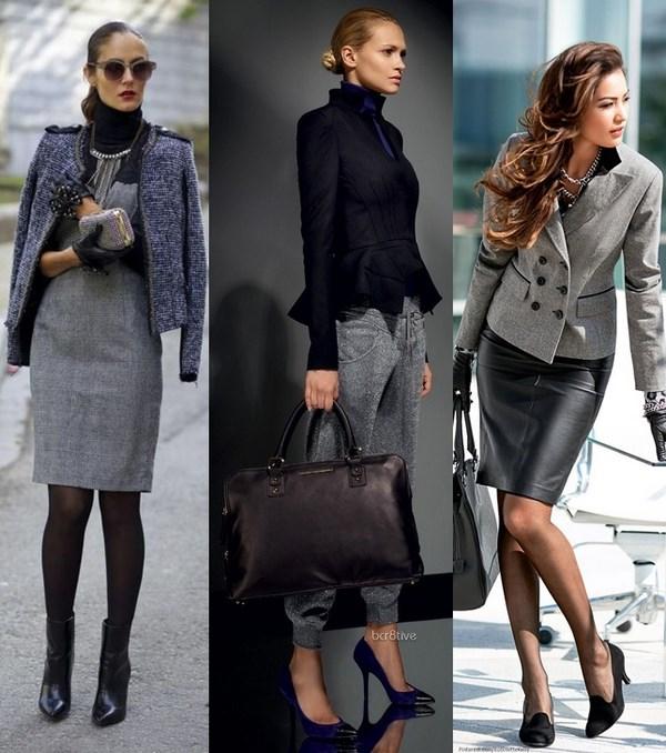 Как одеваться в деловом стиле casual для женщин?
