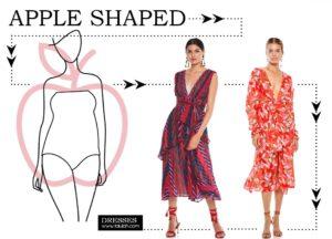 Как выбрать идеальное платье для Вашего типа телосложения?