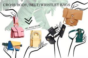 5 основных видов  женских сумочек на любой случай