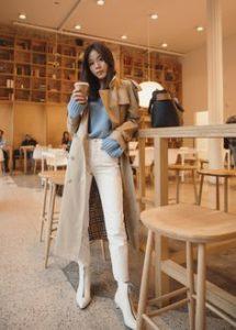 5 различных способов с чем  носить тренчкот  и выглядеть потрясающе