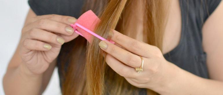 Как выпрямить волосы без нагрева?